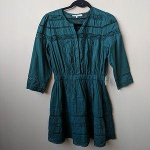 05fcbc02493 Tularosa Dresses - Tularosa X Revolve Peyton Dress in Hunter Green